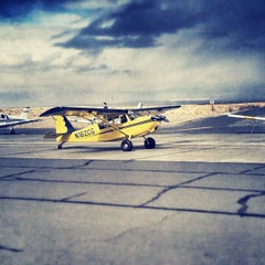 Photo taken at BBCC Aviation Building by Nick H. on 10/10/2013