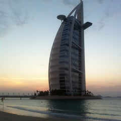 Photo taken at Burj Al Arab by Lilian R. on 12/4/2012