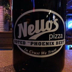 Photo taken at Nello's Pizza by Andrew D. on 1/17/2014