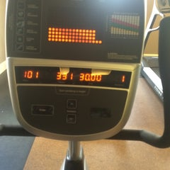 Photo taken at Gym by Lovell on 8/31/2014