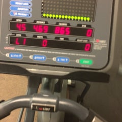 Photo taken at Gym by Lovell on 8/26/2014