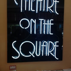 Photo taken at Theatre on the Square by Leah B. on 8/25/2013