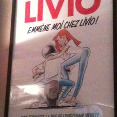 Photo taken at Chez Livio by Pavlovska L. on 4/11/2013
