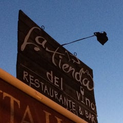 Photo taken at La Tienda del Vino by Luis G. on 8/14/2014