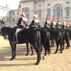 Photo taken at Horse Guards Parade by Richard C. on 9/30/2012