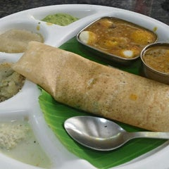 Photo taken at Saravana Bhavan by Sunil K. on 5/22/2014