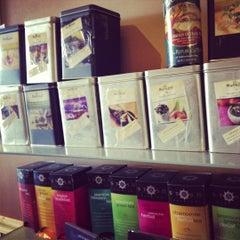 Photo taken at Angora Cafe by Samantha M. on 12/6/2012