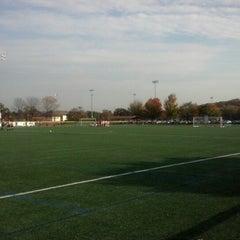 Photo taken at Macclesfield Park by John M. on 10/23/2012