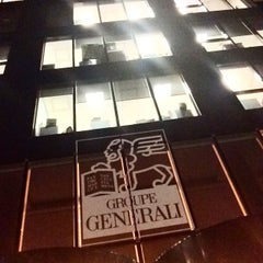 Photo taken at Groupe Generali by riccardo p. on 1/28/2015