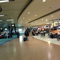Photo taken at Concourse N Terminal by Mary Jo M. on 1/14/2013