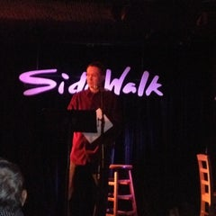 Photo taken at Sidewalk Cafe by Irene S. on 12/6/2012
