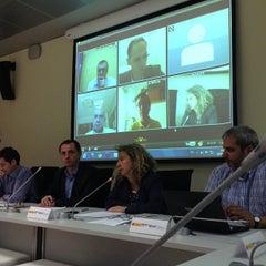 Photo taken at Instituto Nacional de Tecnol. Educativas y Formación del Profesorado (INTEF) by Mikel A. on 6/10/2013