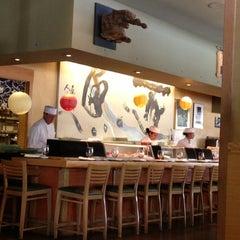 Photo taken at Yoshi's Jazz Club & Japanese Restaurant by David O. on 7/15/2013