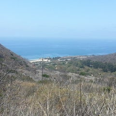 Photo taken at Nicholas Flat Trail, Malibu Canyon by Stacey~Marie on 6/19/2014