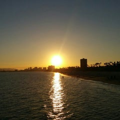 Photo taken at Belmont Veterans Memorial Pier by Stacey~Marie on 7/23/2015