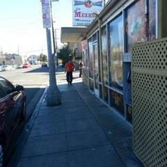 Photo taken at Taqueria La Mexicana by Stacey~Marie on 1/20/2013