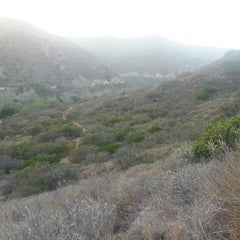 Photo taken at Nicholas Flat Trail, Malibu Canyon by Stacey~Marie on 6/20/2014