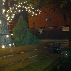 Photo taken at Thomas Avenue Beverage Company by Peter S. on 11/4/2012
