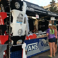 Photo taken at Vans US Open of Surfing 2013 by Allan M. on 8/3/2013