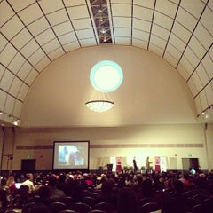 Photo taken at Hynes Convention Center by Steve G. on 10/23/2012
