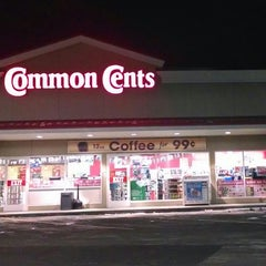 Photo taken at Common Cents - Exxon by Braden M. on 2/6/2014