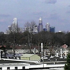 Photo taken at Four Points by Sheraton Charlotte by ✈--isaak--✈ on 12/4/2012