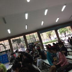 Photo taken at Humanities Canteen by Maxma C. on 1/15/2015