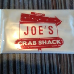 Photo taken at Joe's Crab Shack by Christian H. on 5/9/2013