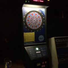 Photo taken at Main Street Bar & Billiards by Scott P. on 3/13/2014