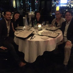 Photo taken at Morton's The Steakhouse by Alejandro M. on 3/26/2016