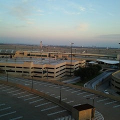 Photo taken at Hyatt Regency DFW International Airport by The_Real_Zee on 11/19/2012