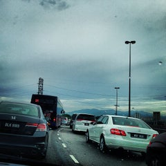 Photo taken at East-West Link Expressway by Nadia A. on 10/24/2013