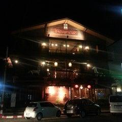 Photo taken at โรงแรมพูคาน่านฟ้า (Pukha Nanfa Hotel) by Pairoj S. on 3/24/2014