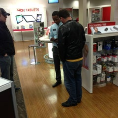 Photo taken at Verizon by Andrew B. on 3/19/2013