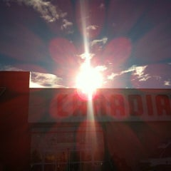 Photo taken at Canadian Tire by Len ❤. on 1/26/2013