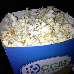 Photo taken at CCM Cinemas by Lorena G. on 1/1/2013