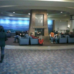 Photo taken at Colorado Springs Airport by Michael J. on 11/11/2012