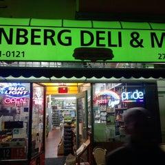 Photo taken at Rosenberg's Deli & Market by Gary Paul C. on 10/3/2013