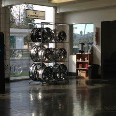Photo taken at Allen Tire Company by Greg R. on 2/16/2013