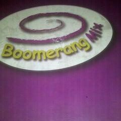 Photo taken at Boomerang Mix by Eduardo A. on 12/6/2012