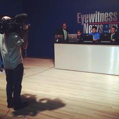 Photo taken at KBAK / KBFX Eyewitness News by Cristi J. on 2/27/2014