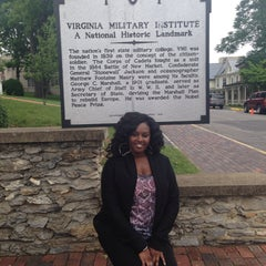Photo taken at Virginia Military Institute by Camille M. on 6/3/2015