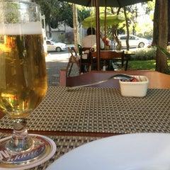 Photo taken at Calábria Pizzas & Massas by Thito F. on 9/1/2013