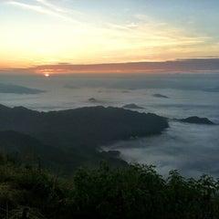 Photo taken at ภูชี้ฟ้า จังหวัดเชียงราย by Paisarn L. on 10/21/2012