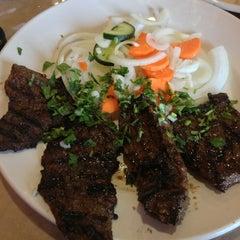 Photo taken at Himalaya Restaurant by saana K. on 6/16/2013