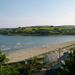 Photo taken at Inchydoney Beach by Pierre M. on 7/7/2013