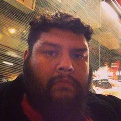 Photo taken at Santa Monica & Fairfax Bus Stop by Chispas M. on 1/17/2014