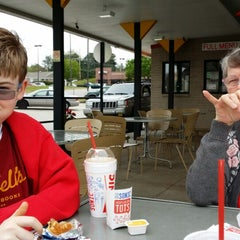 Photo taken at SONIC Drive In by Russell B. on 4/18/2014