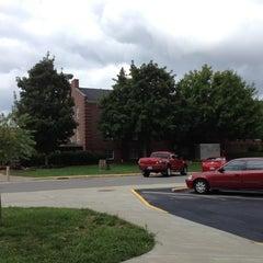Photo taken at Harvill Hall by Matthew J. on 8/18/2013