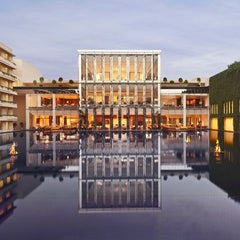 Photo taken at The Oberoi by Christopher A. on 3/5/2013